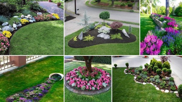 Example Of A 40 Awesome And Cheap Landscaping Ideas Youtube Medium