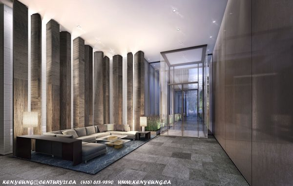 Example Of A Double Height Contemporary Entrance Lobby Google Search Medium
