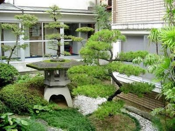 Example Of A Japanese Garden Decor Ideasupcycle Art Medium