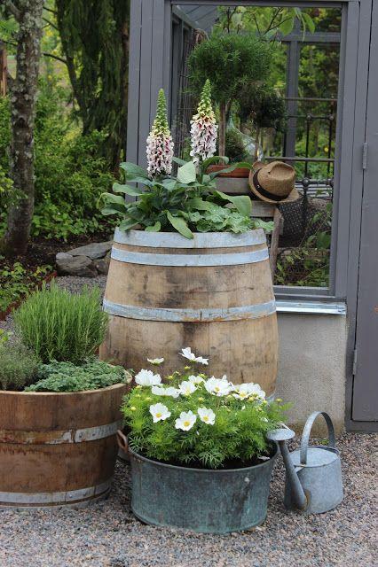 Example Of A Rustic Flower Gardens 17 Landscaping Ideas Houz Buzz Medium