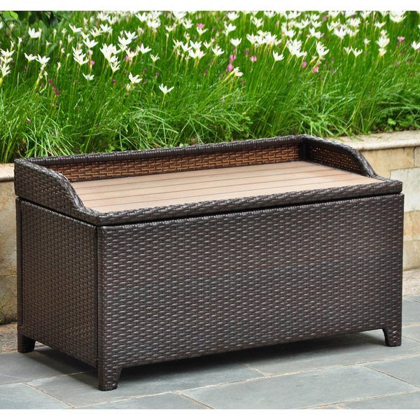 Example Of A Shop International Caravan Barcelona Resin Wicker Aluminum Medium