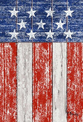 example of a toland home garden rustic patriotic 125 x 18 inch
