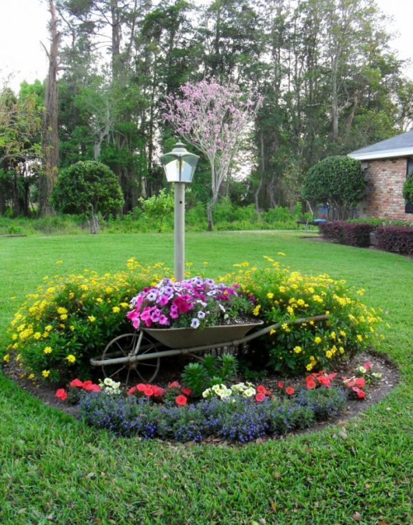 Explore 15 Impressive Small Flower Garden Ideas Medium