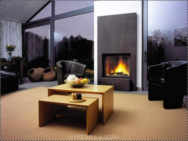 Explore 25 Hot Fireplace Design Ideas For Your House Medium