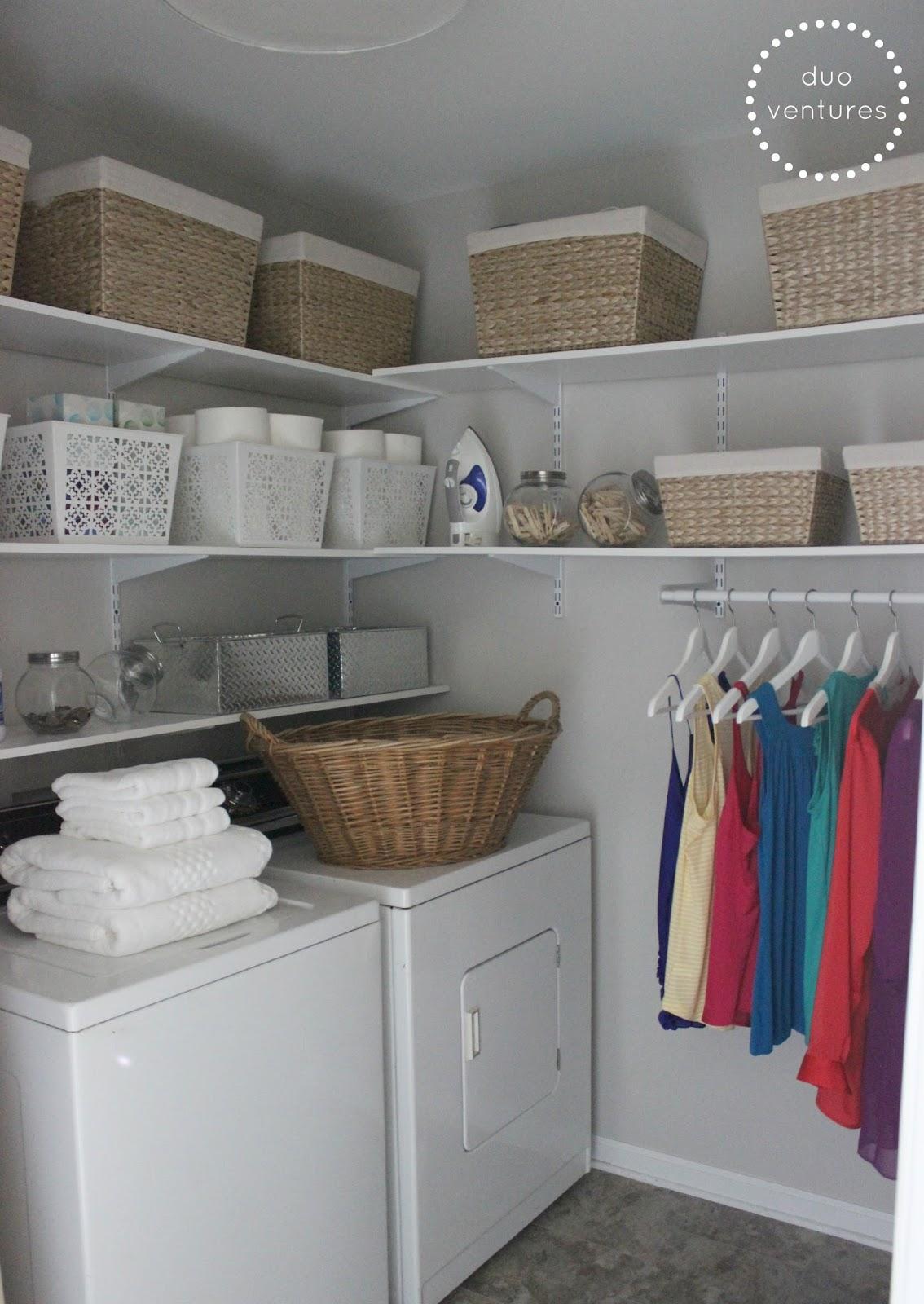 explore duo ventures laundry room makeover