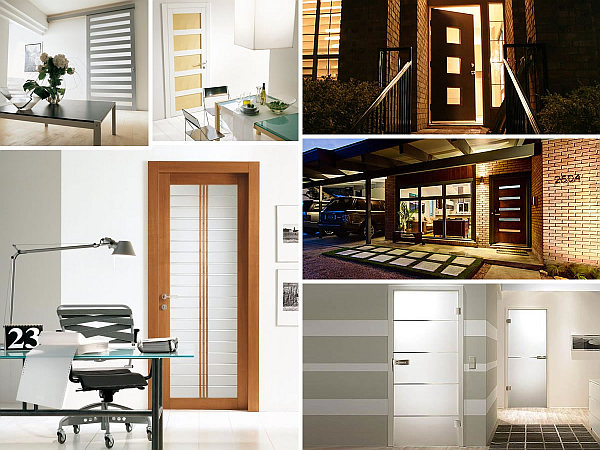 explore modern door designs for your home
