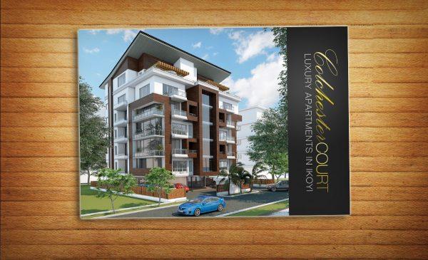 Explore Modern Professional Building Brochure Design For Lara Medium