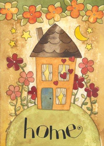 Explore Toland Home Garden Home House Flag 109116 Medium