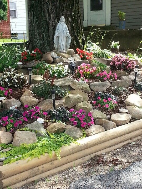 Fresh 42 Best Images About Grotto   Mary Garden Ideas On Medium
