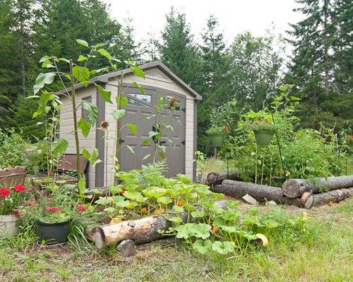 Fresh Best Rustic Garden Design Ideas   Remodel Pictureshouzz Medium