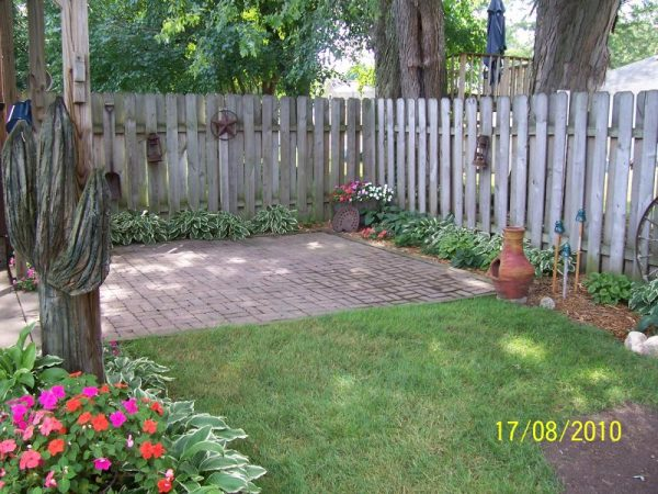 Fresh Corner Landscaping Ideas Backyardthe Bangups Decor Medium