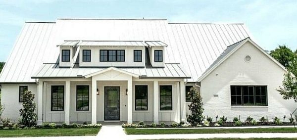 Fresh Key Characteristics Of Modern Farmhouse Homes Medium