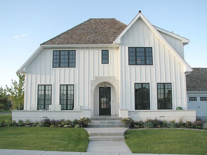 fresh key characteristics of modern farmhouse homes