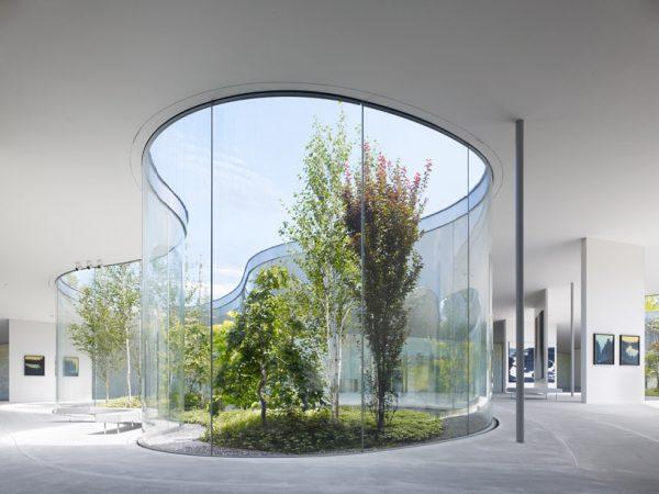 Fresh Ryue Nishizawa Opens Hiroshi Senju Museum In Japan Medium