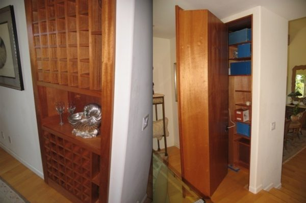 Fresh Secret Compartments And Concealed Doors Hidden Storage Medium