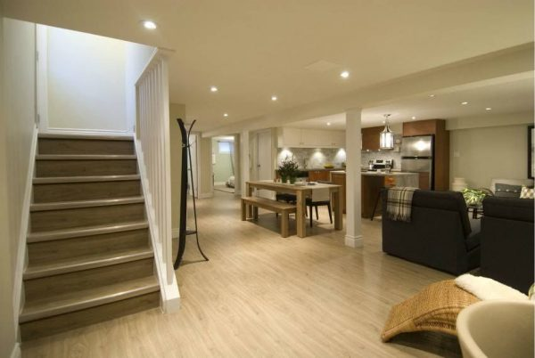 Fresh The 6 Elements You Need For The Perfect Finished Basement Medium