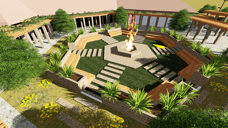 fresh zana landscape design and contractorpioneering