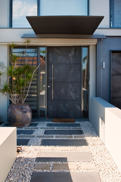 get 15 irresistible contemporary entrance designs you wont medium