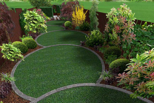 get 3d design images jm garden design london