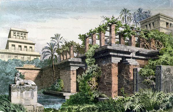 Get Angels Secret Garden Old Ancient Seven Wonders Of The World Medium