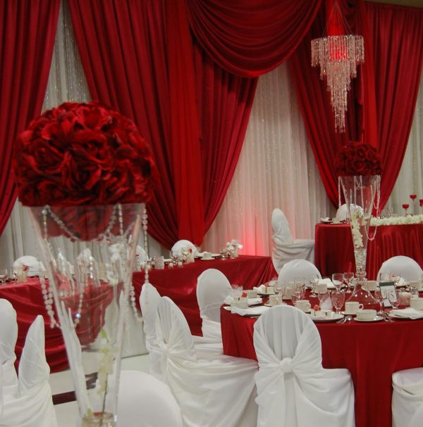 Get Best 25  Red And White Wedding Decorations Ideas On Medium