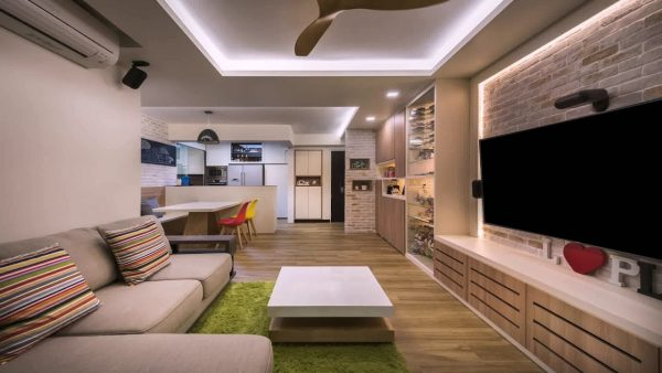 Get Hdb 3 Room Flat Interior Design Ideas Youtube Medium