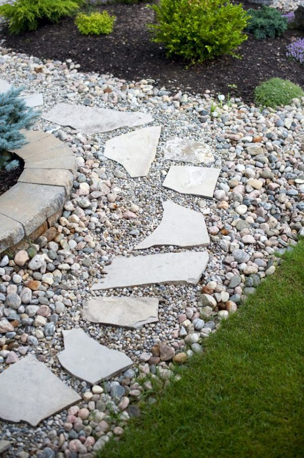 Get Landscaping Ideas For A Triangleshaped Back Yardhunker Medium