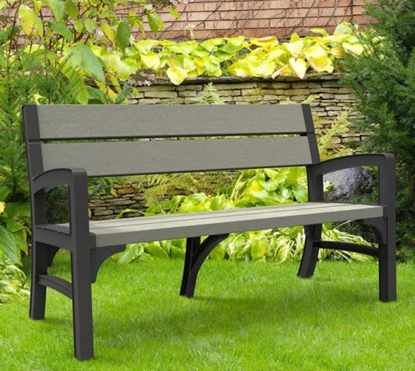 Get Resin Garden Bench Seat Quality Plastic Sheds Medium