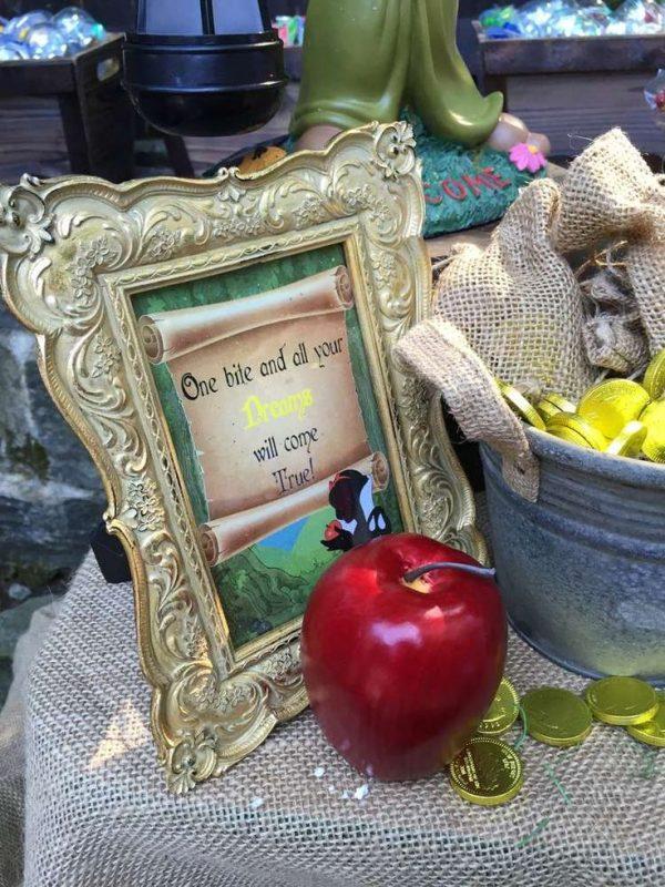 Get Snow White Birthday Party Ideasbirthdays Photos And Medium
