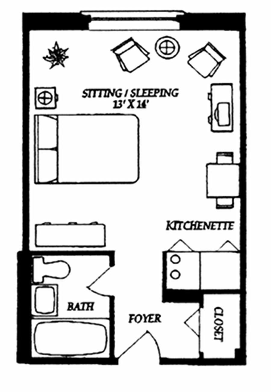 get super simple studiofloor plan ideas