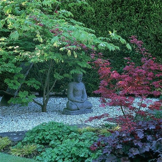 Get Top 15 Oriental Garden Design Ideas  Easy Diy Decor Medium
