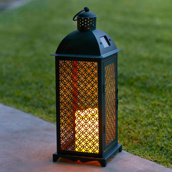 Innovative Agadir Garden Solar Lanternlights4funcouk Medium