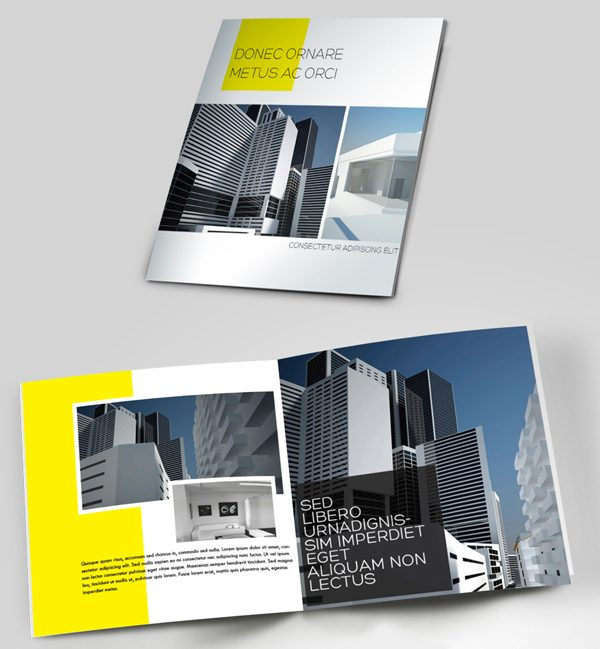 Innovative Architect Brochure Designs For Your Inspiration Medium