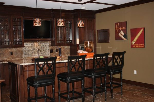 Innovative Basement Bar Plans And Dimensionsbasement Bar Plans For Medium