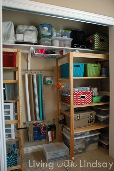 innovative craft room organization dont we all need it great tips