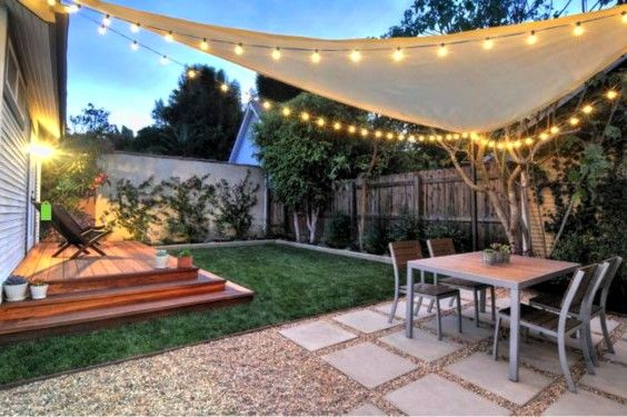 Innovative Garden Design With Backyard Shade Ideas Shade Shail Medium