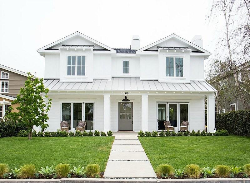 innovative key characteristics of modern farmhouse homes