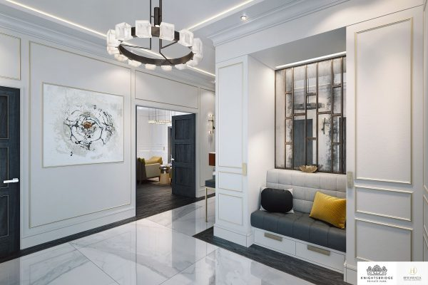 Innovative Luxury Russian Entrywaymoscow Luxury Interior Design Medium