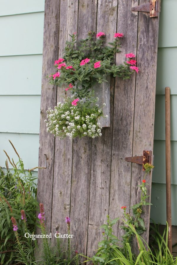 Innovative My Friend Danitas Rustic Garden Decororganized Clutter Medium