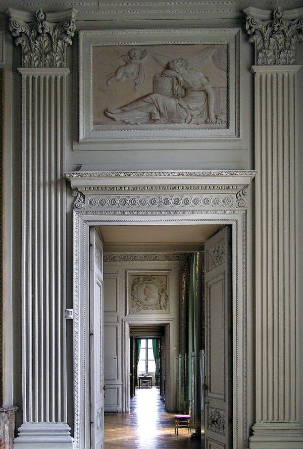 Innovative Stunning Enfilade That Straddles The Baroque Classicism Of Medium