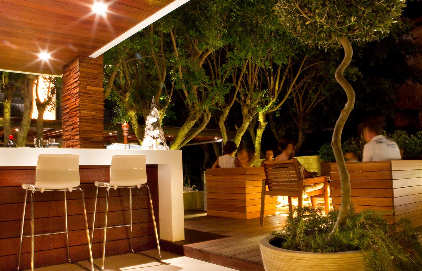 innovative the garden restaurant and lounge bar