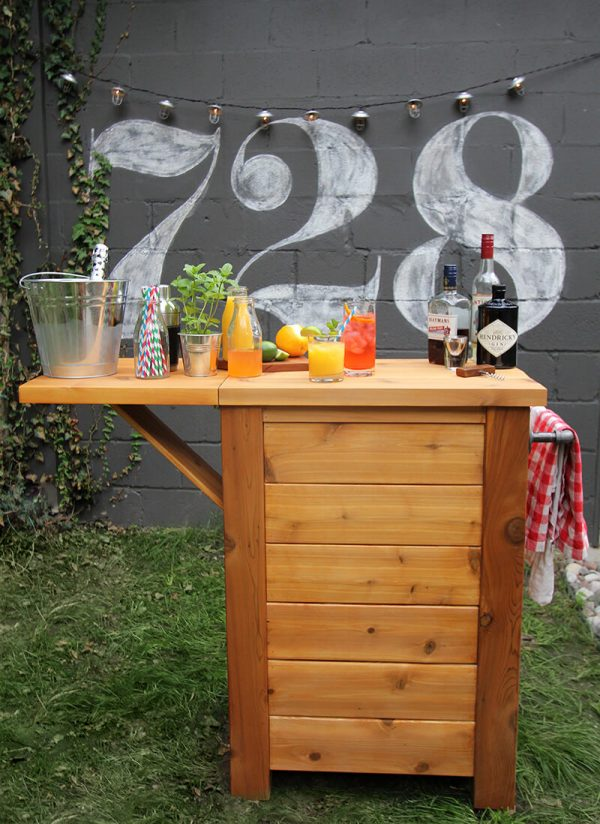 Inspiration 32 Best Diy Outdoor Bar Ideas And Designs For 2019 Medium