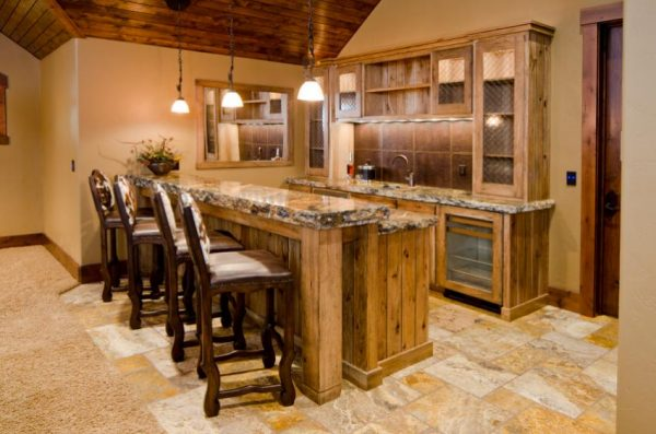 Inspiration 34  Awesome Basement Bar Ideas And How To Make It With Low Medium