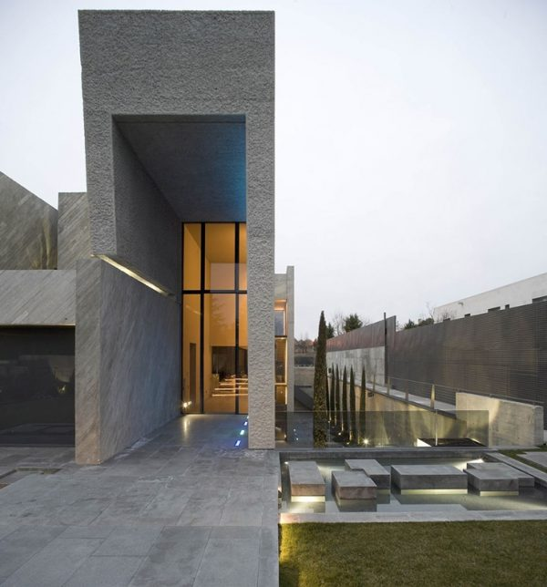 Inspiration 40 Modern Entrances Designed To Impress  Architecture Beast Medium