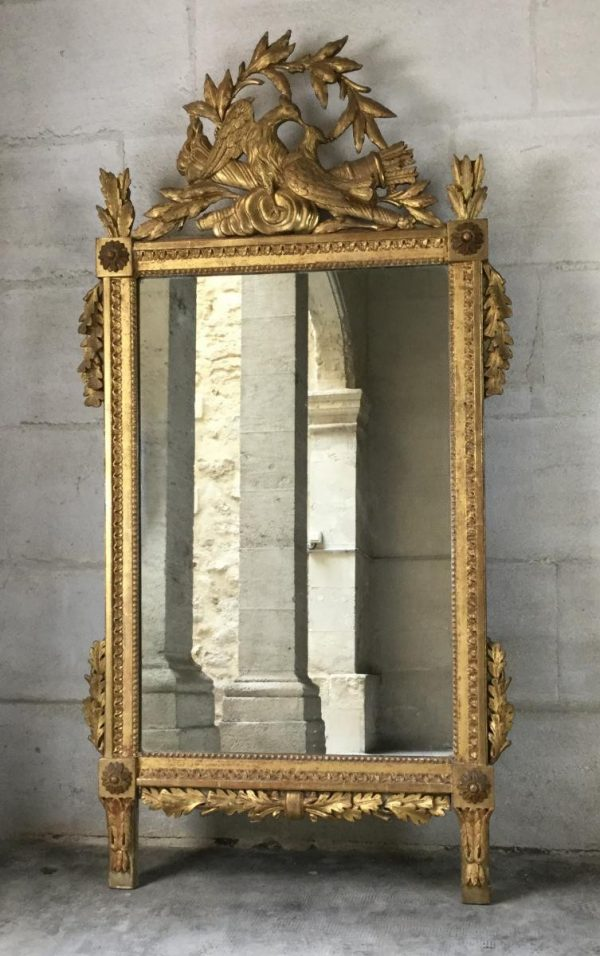 Inspiration Beautiful Antique French Floor Mirror Furnitureinredseacom Medium