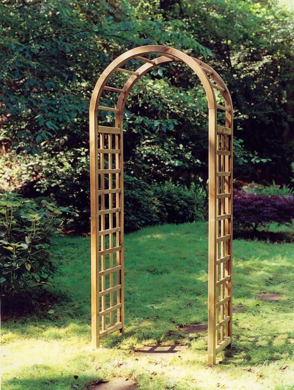 Inspiration Garden Archesbuy Metal   Wooden Arches Onlinegazebo Medium