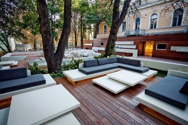 Inspiration Kiev Garden Restaurant Ukraine Earchitect Medium