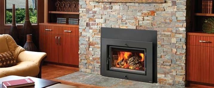 inspiration lovely prefabricated wood burning fireplace q0662416