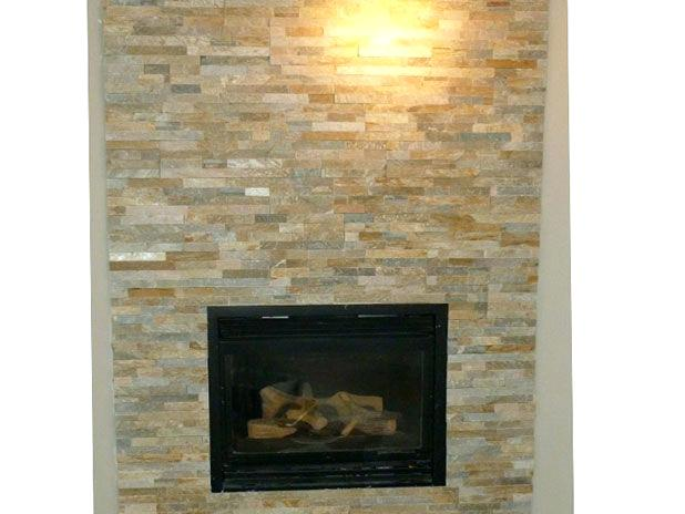 inspiration stacked travertine fireplace  forforainfo