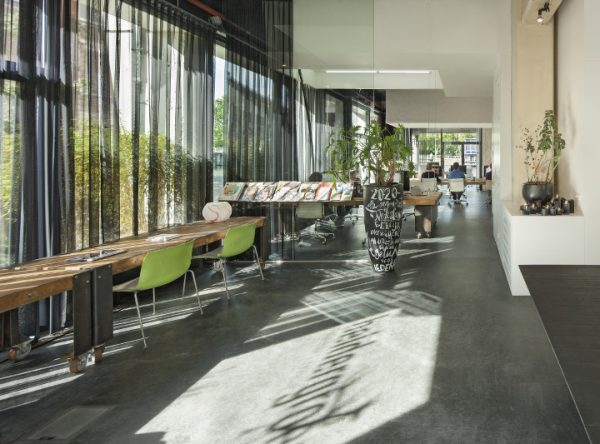 Inspiration Studio Heldergroen And A Multipurpose Office Space Medium